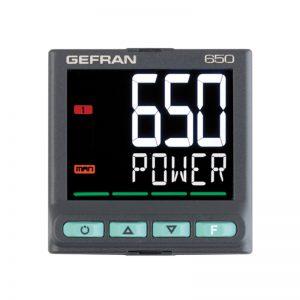 GEFRAN 650/650P/650V